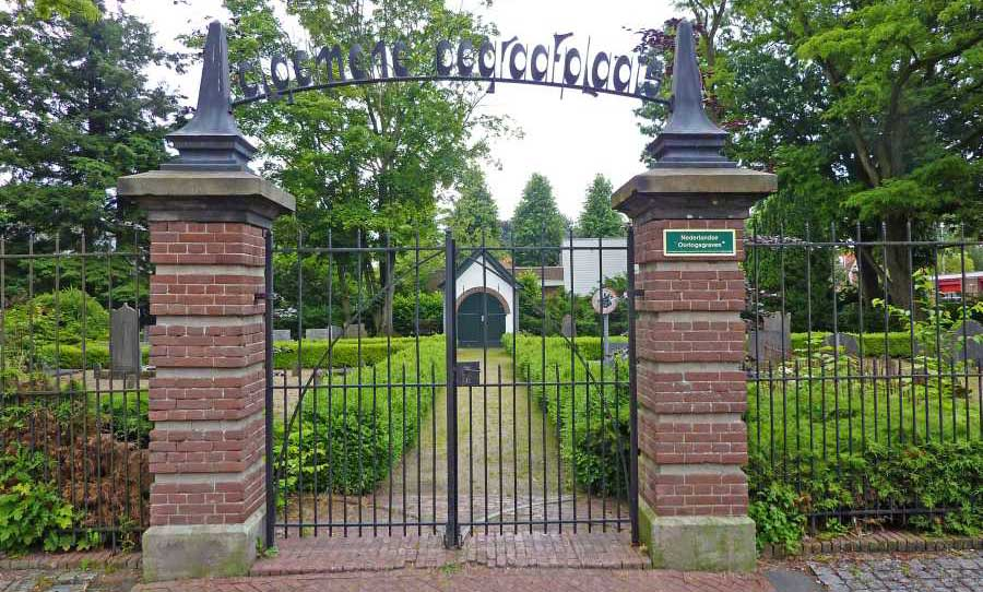 Begraafplaats Leersum