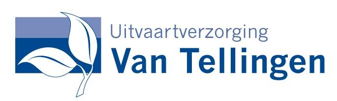Logo uitvaartverzorging Van Tellingen