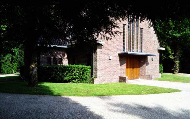 Begraafplaats Driebergen