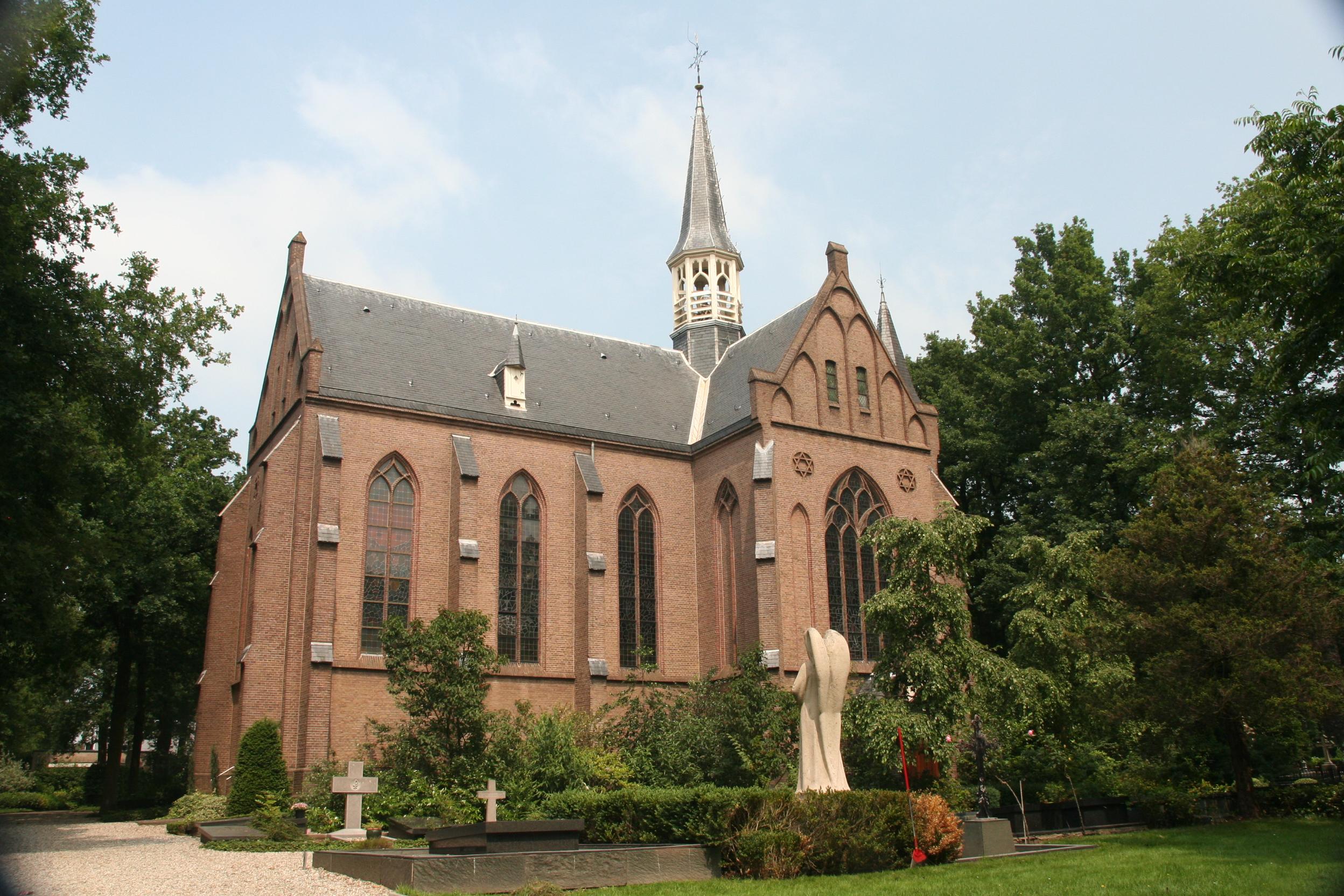 R.K. Begraafplaats St. Barbara, Utrecht