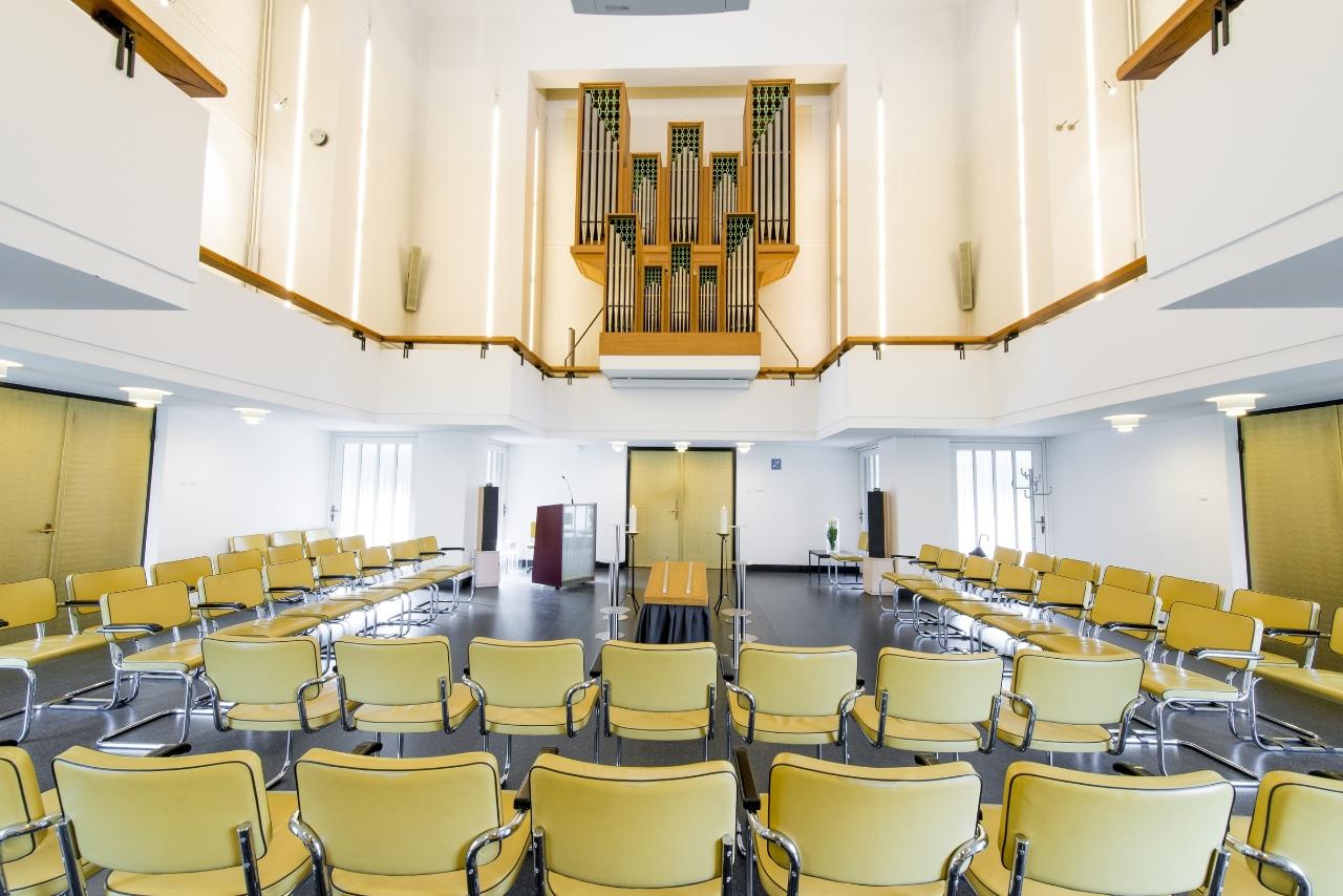 Aula 1 Crematorium Amersfoort