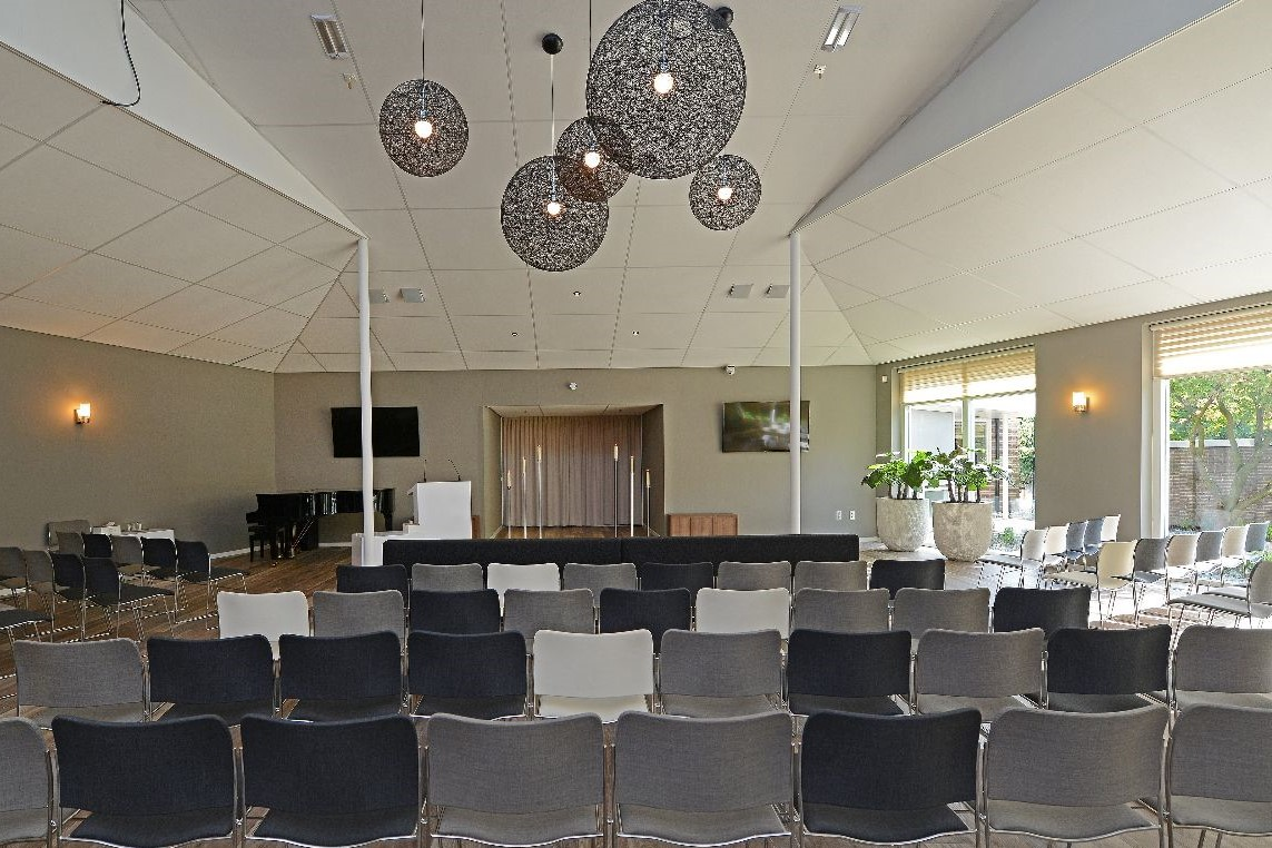 Aula Crematorium Noorderveld, Nieuwegein