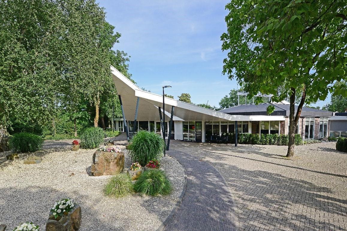 Voorzijde Crematorium Noorderveld, Nieuwegein