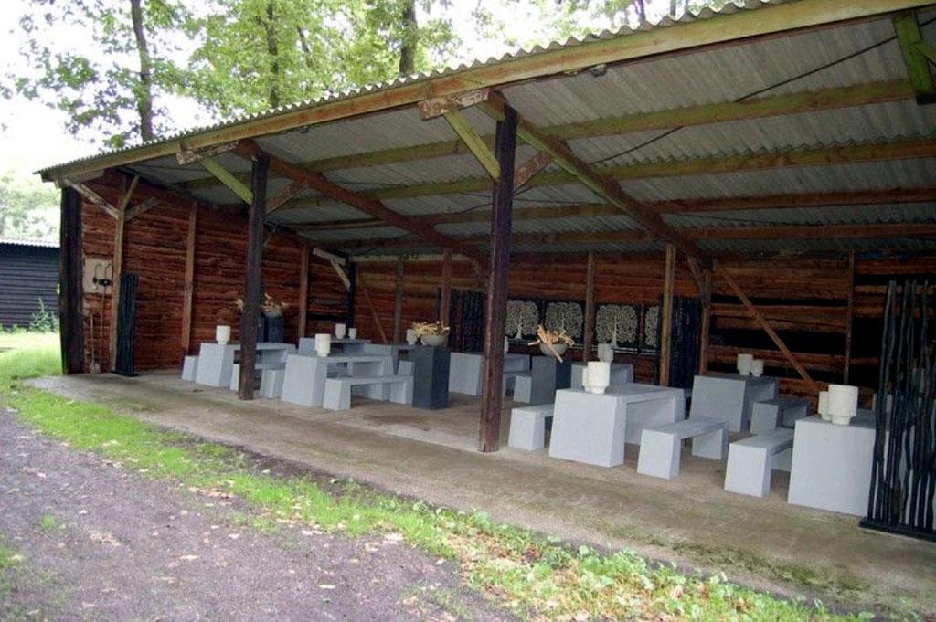 Aula natuurbegraafplaats Heidepol