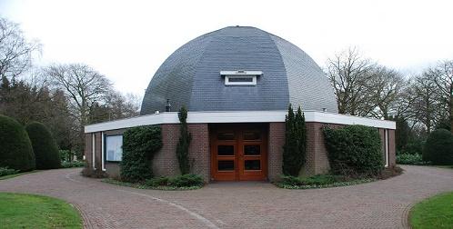 Begraafplaats Brandenburg Bilthoven